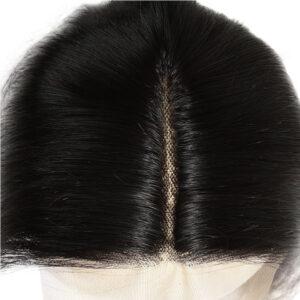 5*6 Lace Closure Brazilian Straight Human Hair