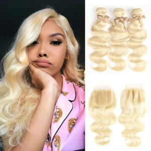 Brazilian Body Wave Remy Human Hair