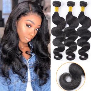 Body Wave Bundles Brazilian Hair Weave Bundles